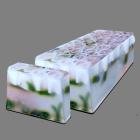 Fehér rózsa szappan 1 szelet: